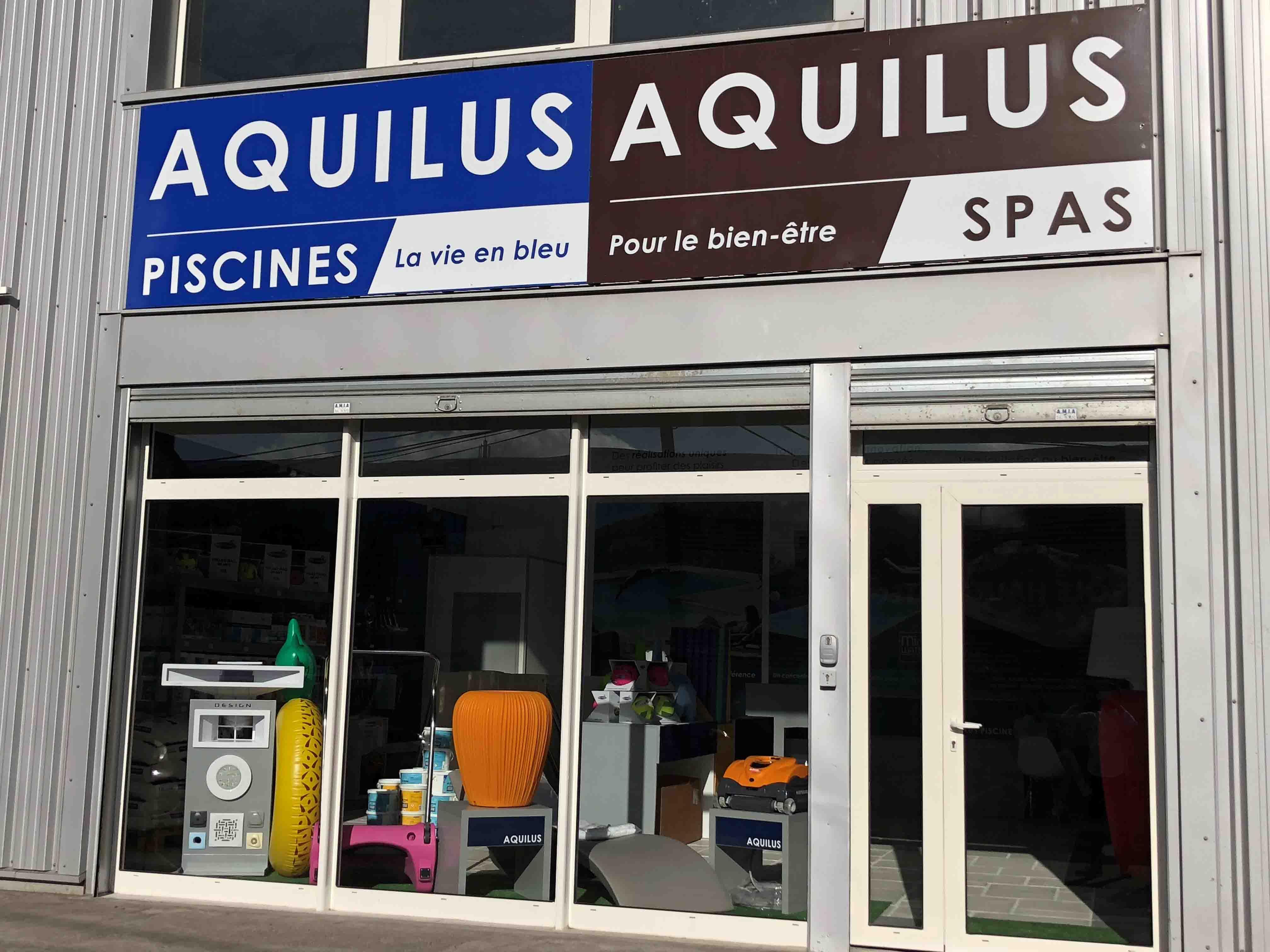 Aquilus Martinique
