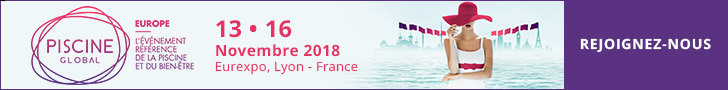 Salon Piscine Global - 2018