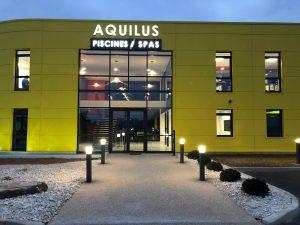 siege aquilus dans la Drôme
