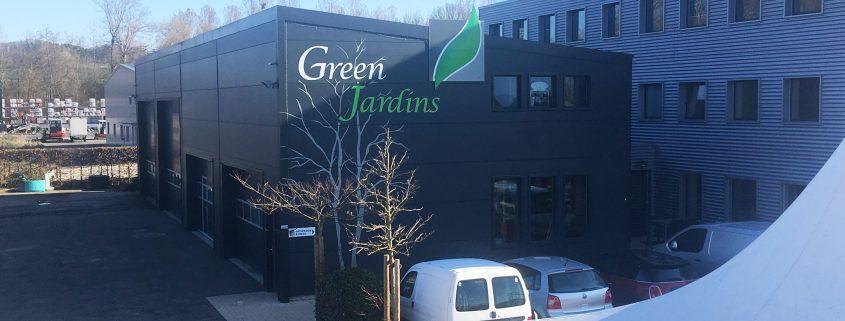 Magasin Green/Guillod Jardin Suisse Aquilus