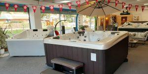 Showroom de spas Aquilus Spas Digne-les-bain