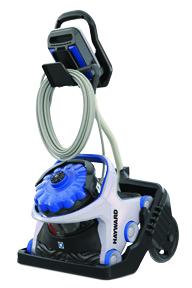 Robot de piscine électrique dernière génération - disponible dans les magasins Aquilus