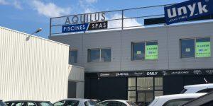 nouveau magasin aquilus en Haute-Loire à Brive-Charensac