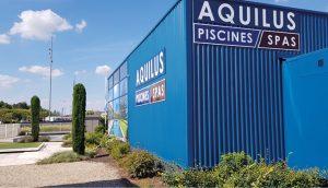 Decouvrez la rénovation extérieure du magasin Aquilus Chalon