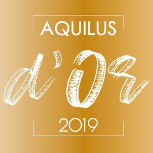 La cérémonie des Aquilus d'or 2019
