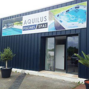 Nouveau magasin Aquilus Blois