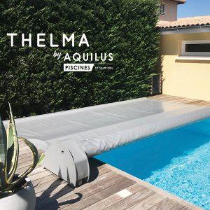 Thelma la nouvelle couverture a barres automatisee de piscine Aquilus