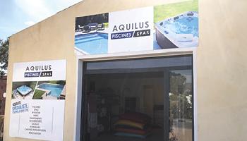 Nouveau magasin Aquilus Calvi