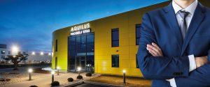 Aquilus recrute un nouveau développeur animateur réseau