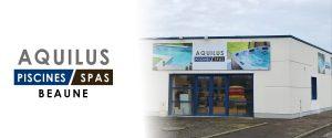 Nouveau à Beaune en Côte d'Or : Aquilus Piscines et spas a ouvert ses portes