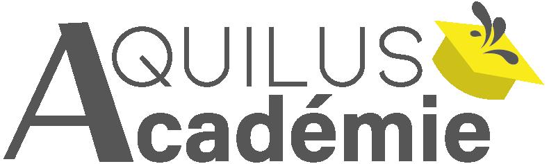 Logo Aquilus Académie centre de formations Aquilus Piscines et Spas