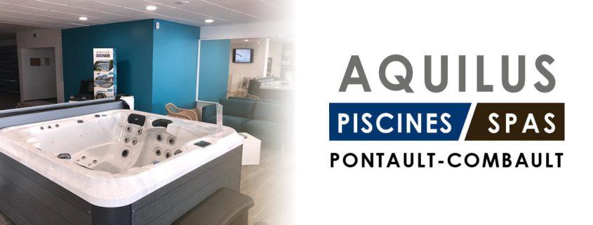 Nouveau magasin Aquilus Pontault-Combault